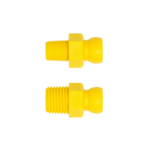 "1/4"" Threaded Parts (Acid)"